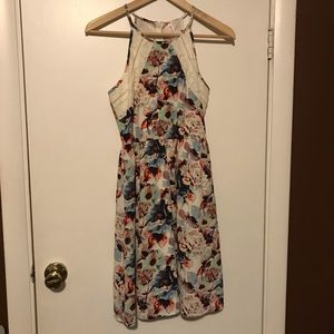 Super cute floral spring/ summer dress 👗🌺🌸🌼
